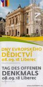 Dny evropského dědictví 08.09.18 Liberec