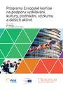 Programy Evropské komise na podporu vzdělávání, kultury, podnikání, výzkumu a dalších aktivit